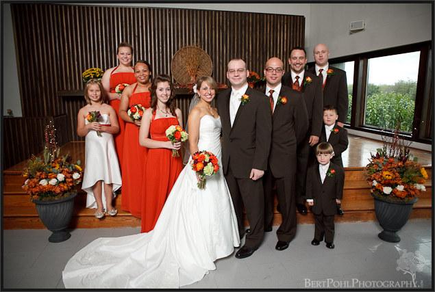 Allie pohl wedding