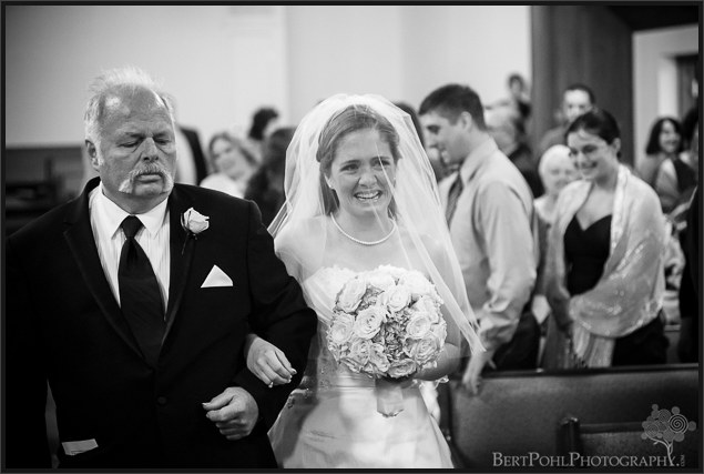 Ashley and Micheal's wedding ceremony upstate ny wedding photographer