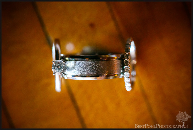 Bethany's wedding ring detail near Lowville NY Wedding Photography