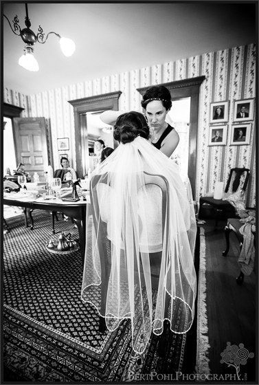 Julia's wedding preparation pictures in Ogdensburg NY Wedding Photographers