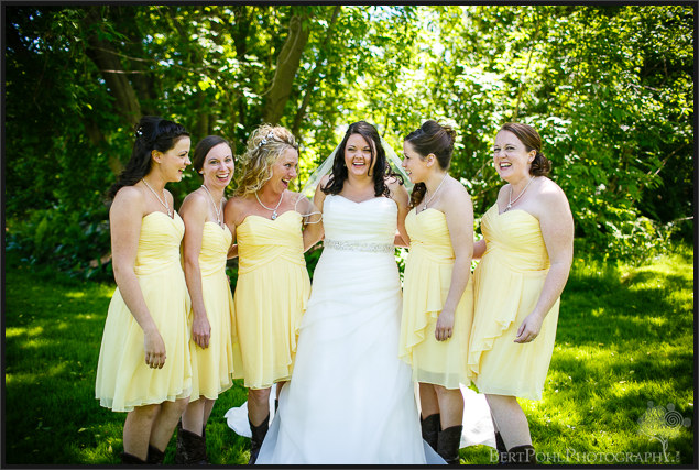 Jenny's summer outdoor bridal pictures ogdensburg ny wedding photographers