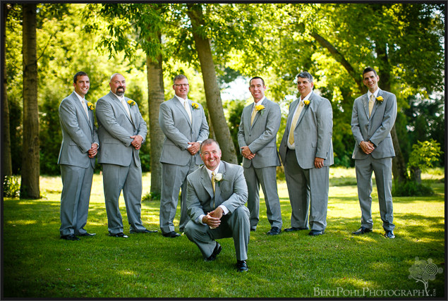 Julia & John's lighthouse wedding pictures near the Gran View Ogdensburg NY Wedding Photographers