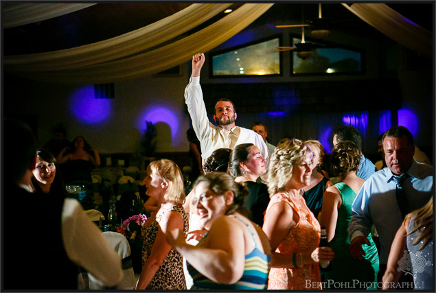 Ariel & Jeff's wedding at the Ridgeview Inn Wedding Photographer