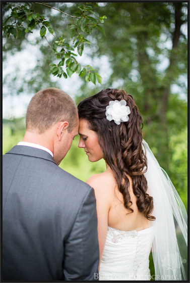 Jen & Randy's late summer vineyard wedding at Thousand Island Winery Wedding Photography