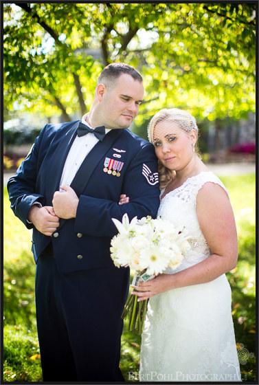 Heather & Josh's Boldt Castle Wedding Photographer