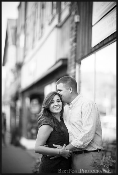 Jordan and Evan's Autumn Engagement session in Upstate NY Engagement Photographers