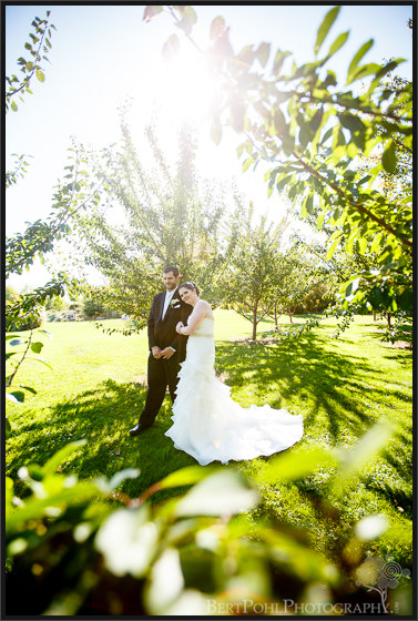 Manyd & Mike's autumn tug hill vineyards wedding photography