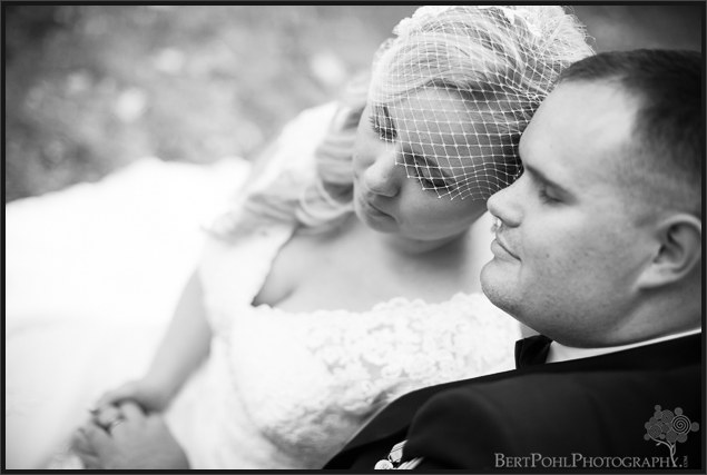 Heather & Joshua's vintage styled wedding with birdcage veil at Boldt Castle Thousand Island Wedding Photographers