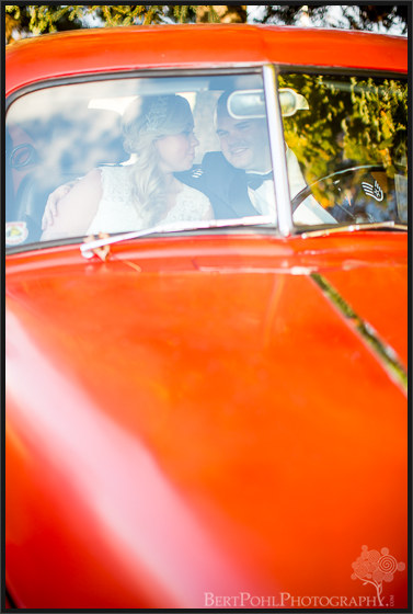 Heather & Joshua's vintage styled wedding photos at Boldt Castle Thousand Island Wedding Photographers