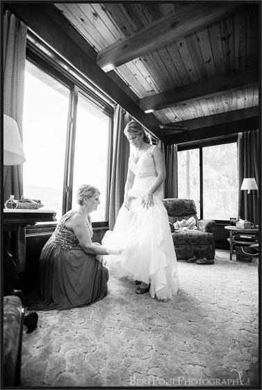 Erica in preparation for her autumn wedding Watertown New York Wedding Photographers
