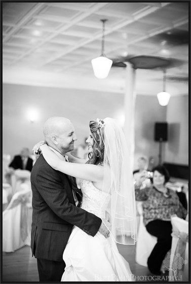 Tara & Mark's romantic pricness themed reception at Clayton Opera House Wedding Photographer