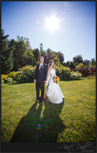 Amanda & Jeremy photojournalistic wedding photography watertown ny