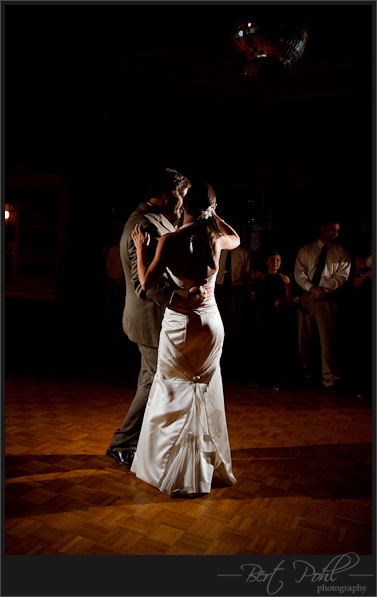 Roseanne & Mike wedding dance photography upstate ny