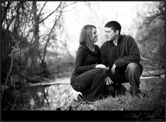 Christianne and Matthew engagment session upstate ny