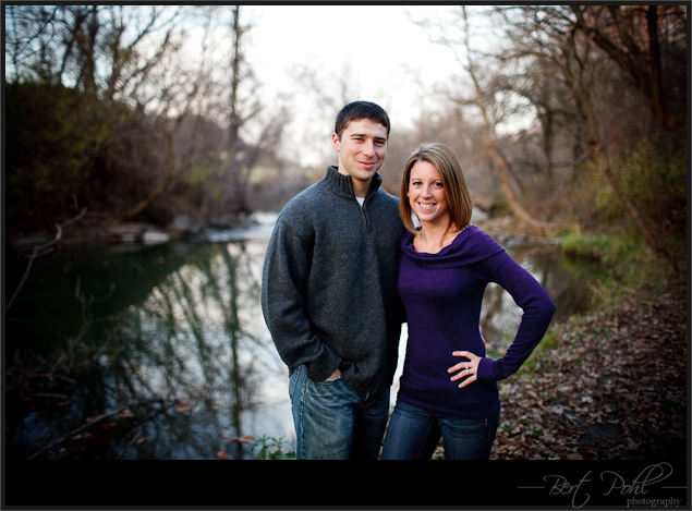 Christieanne & Matthew engagement photographer erie canal ny