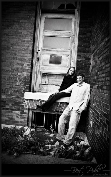 Jessica & Jason engagement photographer watertown ny