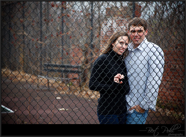 Jessica & Jason engagement photographer Sackets Harbor ny