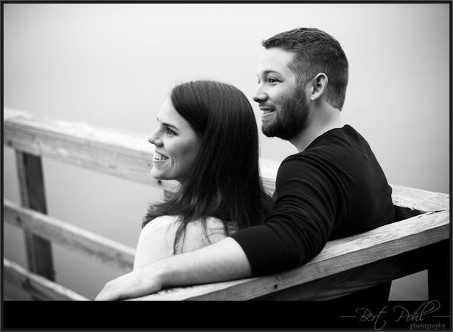 Erin & Kyle Engagement photography upstate ny