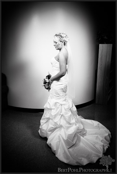 Jessica bridal photos Fort Drum NY